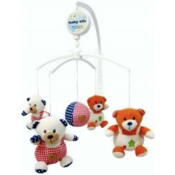 Carusel muzical Bears Family :: Baby Mix