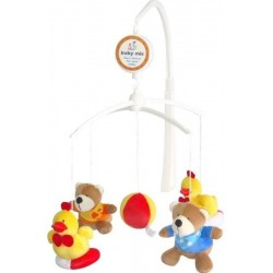 Carusel muzical Bears & Ducks :: Baby Mix