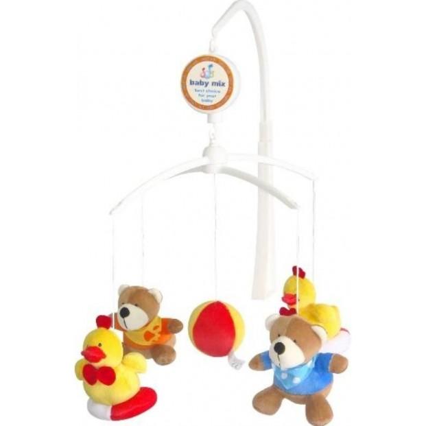 Carusel muzical Bears & Ducks :: Baby Mix