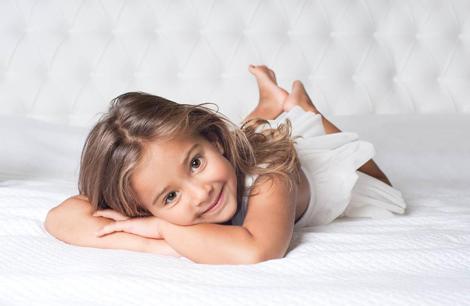 Saltele de pat copii